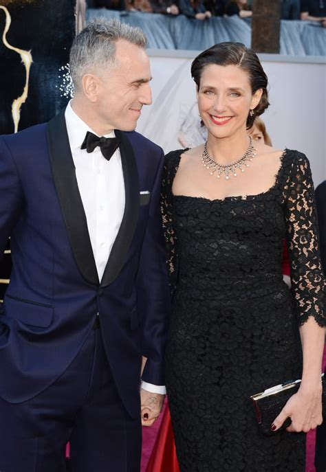 Daniel Day-Lewis and Rebecca Miller | Celebrity Couples at