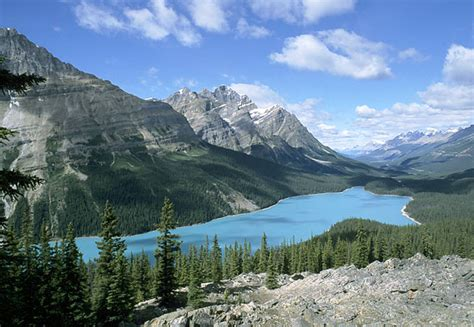 Canada Mountains - Canadian Mountain Ranges