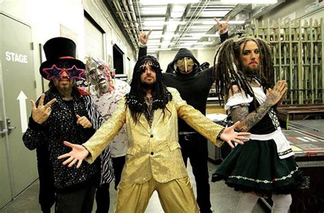 Korn Celebrate Halloween Early At Freakers Ball With