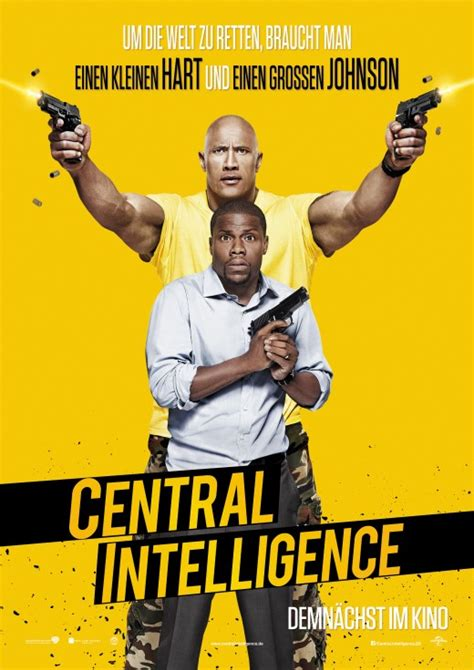Central Intelligence is a Whip-Smart Buddy Comedy That